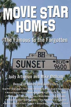 Movie Star Homes The Famous to the Forgotten Book Cover
